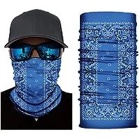 Yamoo Pattern Bandana Neck Gaiter Scarf Balaclava Headscarf