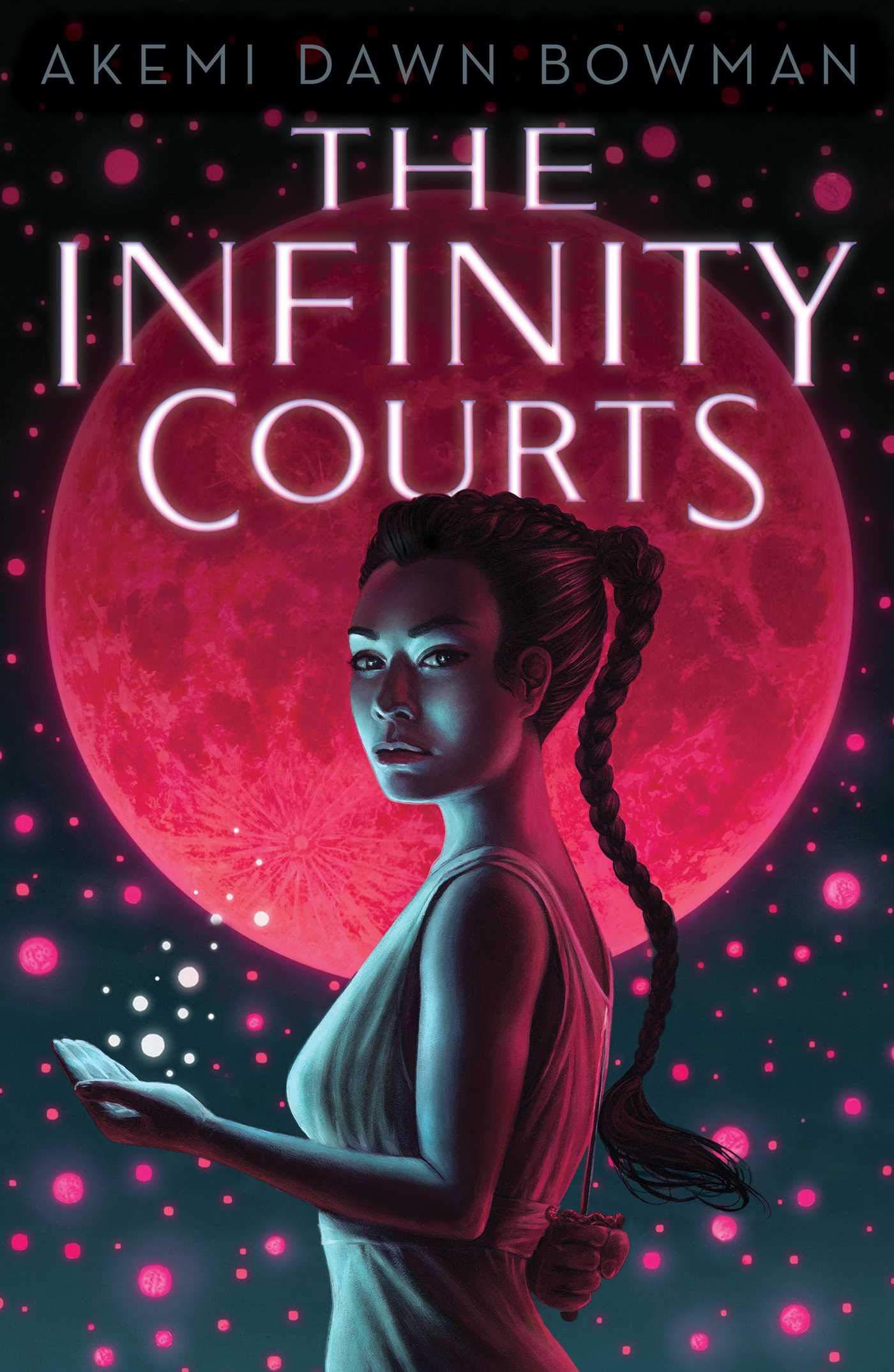 Amazon.com: The Infinity Courts (9781534456495): Bowman, Akemi Dawn: Books