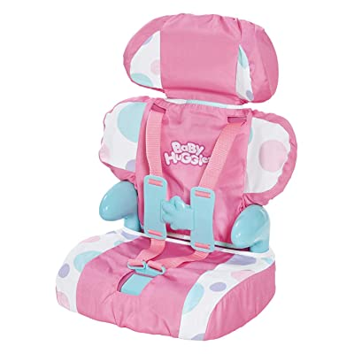Casdon Baby Huggles Doll Car Booster Seat - Bring Your Favorite Friend for a Ride!: Toys & Games
