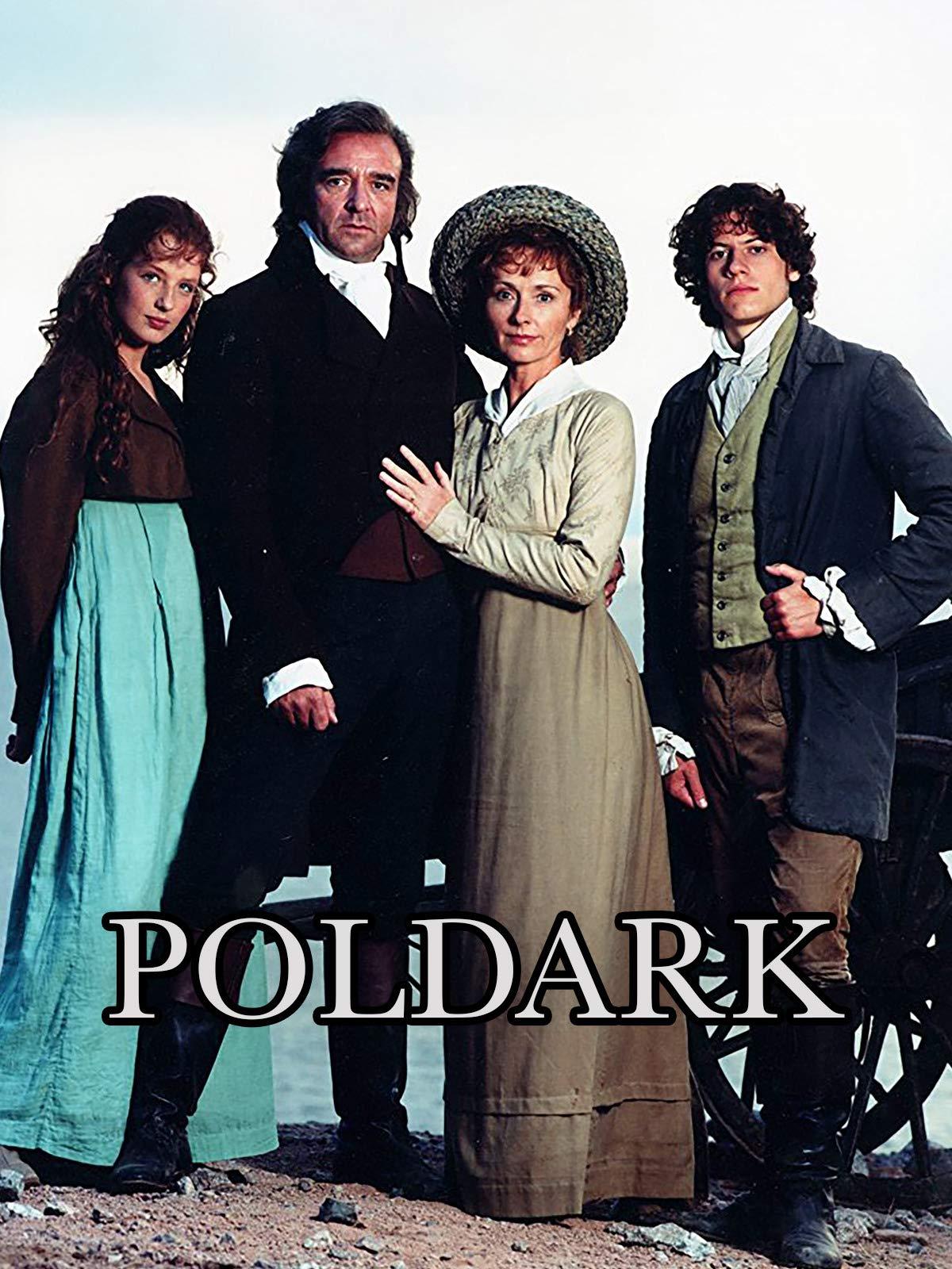 Amazon.com: Poldark: John Bowe, Mel Martin, Michael Attwell, Ioan ...