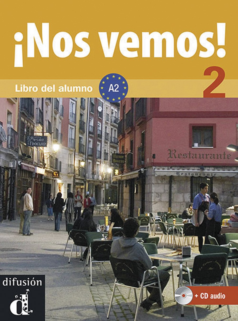 Nos vemos! A2: Libro del alumno + Audio-CD: Amazon.de: Eva M ...