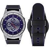Amazon.com: ZTE Quartz Smartwatch Band, Lamshaw Nylon with ...