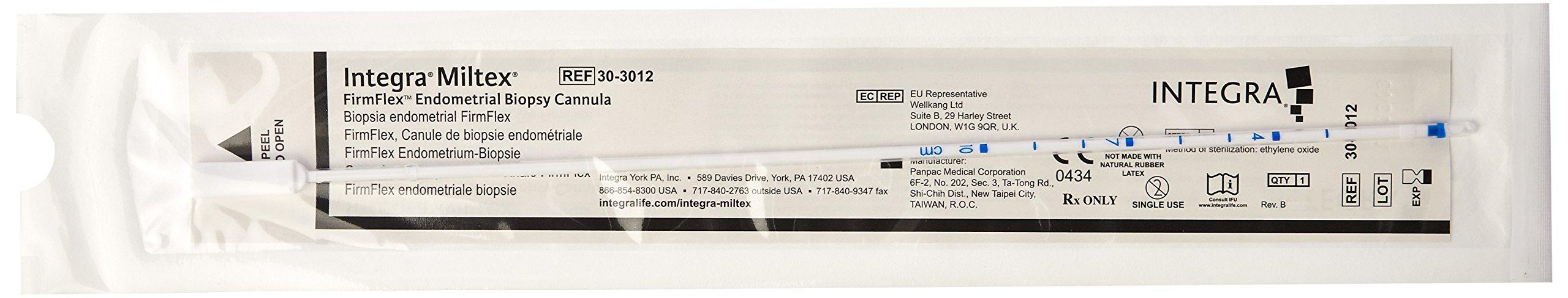 Miltex 30-3012 FirmFlex Endometrial Biopsy Cannula (Pack of 25)