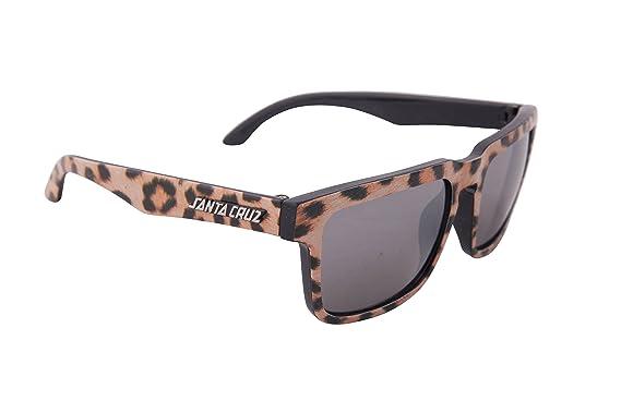 Santa Cruz Leopardskin Arm, Gafas de Sol para Hombre, única ...