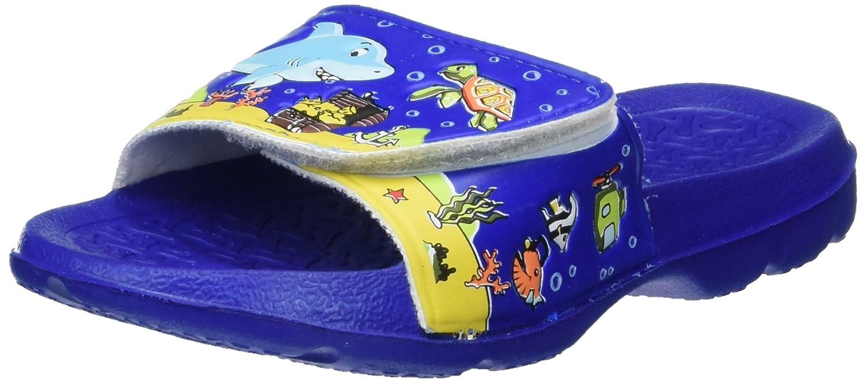 Fashy Kleinkinder-Pantolette mit Klettverschluss 7461 50 - Chanclas para niño Fashy GmbH (Shoes)