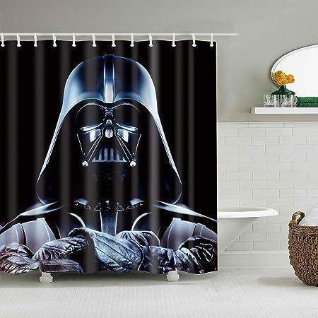 Tamaño de la cortina de ducha: 180X180 cm / 72 x 72 pulgadas, esta cortina de ducha incluye una cort