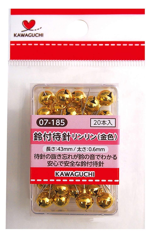 KAWAGUCHI Suzu-zuke dress pin Lingling Fri 20 bottles 07-185 by KAWAGUCHI (Kawaguchi)