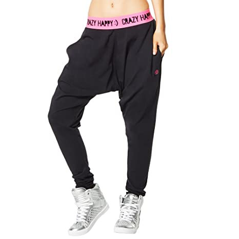 Dance Pants Girl You Fitness Danza Harem Pantaloni Zumba Del Glow npaUUx