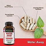 Natural Diuretic Water Away Pills Vitamin B6