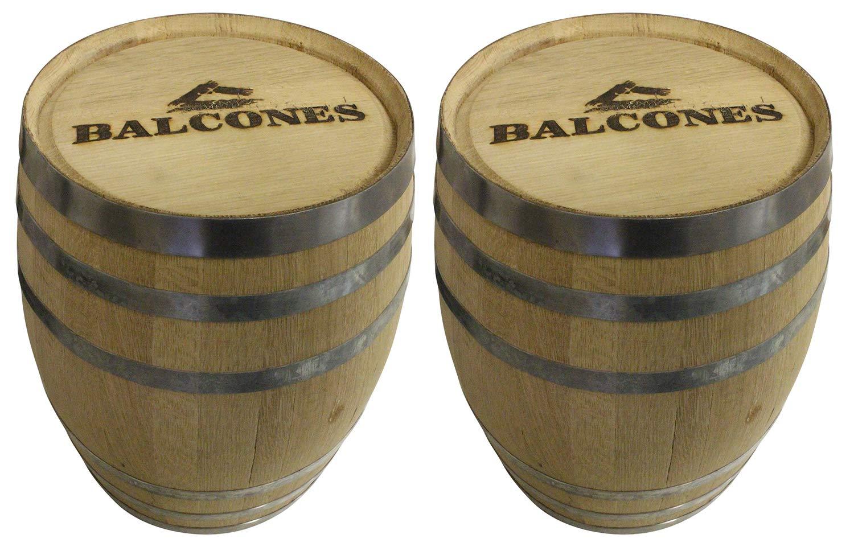 5 Gallon New White Oak Barrel (2)