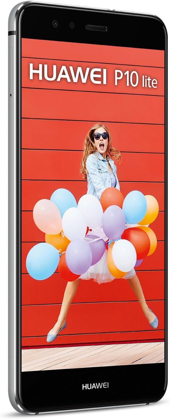 Huawei P10 Lite 4G 32GB Negro - Smartphone (13,2 cm (5.2