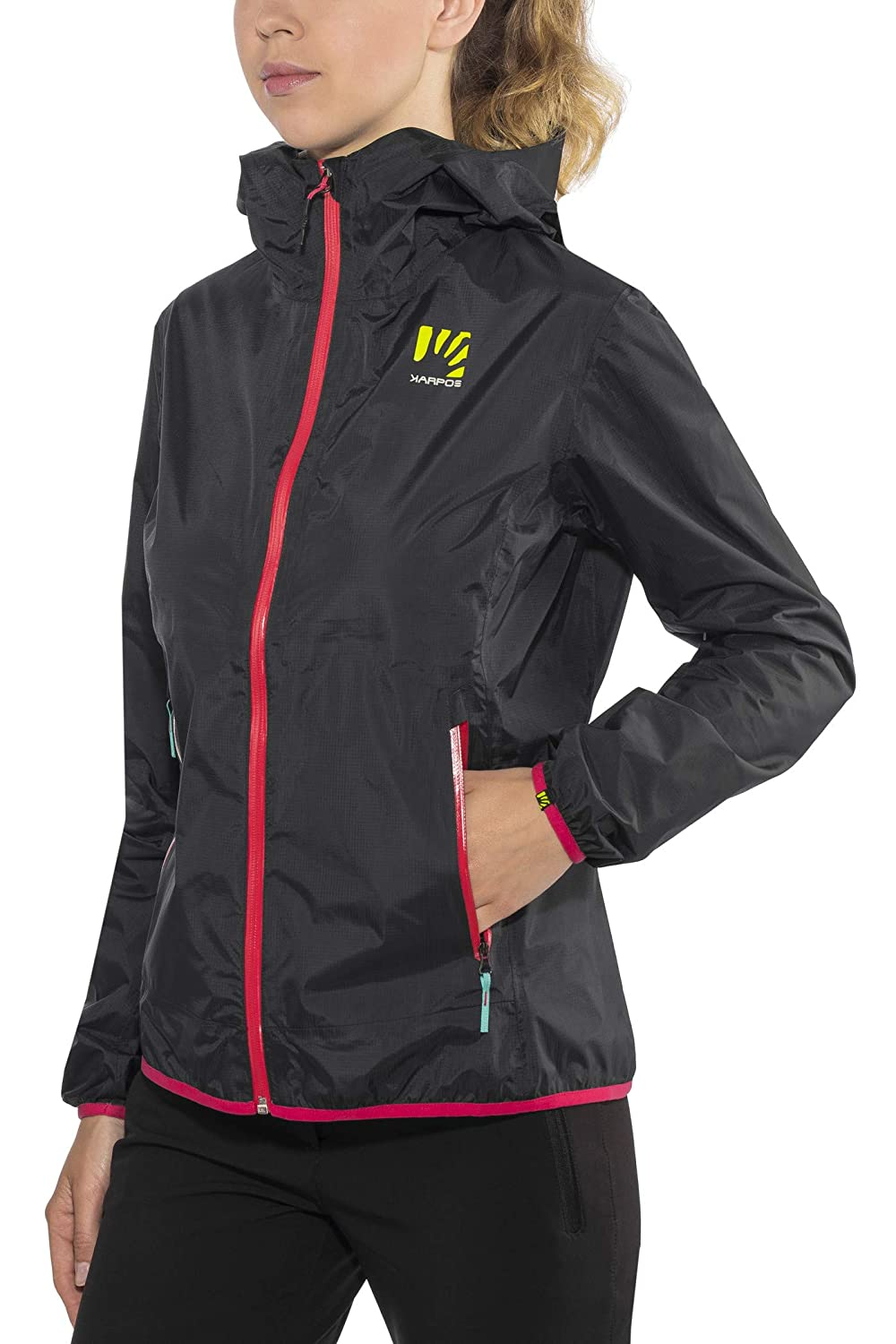 Karpos CIMA Jacket Women - Dark Grey