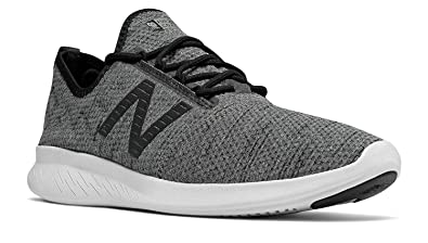 the best attitude 1e276 79f9d Image Unavailable. Image not available for. Color  New Balance FuelCore  Coast v4 Hoodie Shoe - Men s Running Phantom Black