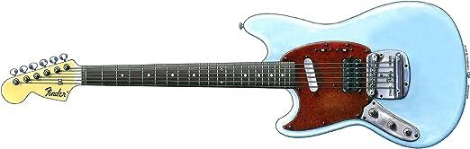George Morgan Illustration Tarjeta de felicitación de Guitarra ...