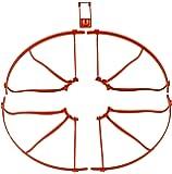 京商 プロペラガード&ウイングステーセット レッド ドローンレーサー用 ラジコンパーツ DR004R