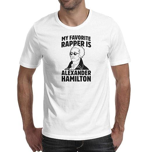 Cotton Bodysuit Short Sleeve Baby My-Favorite-rapperis-Alexander-Hamilton