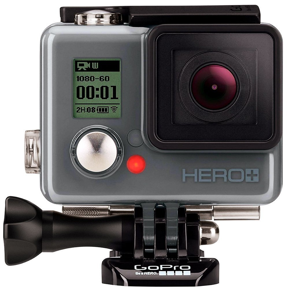 Anyone who loves the outdoors has to have a Go Pro!
