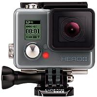 'GoPro Hero + LCD Videocamera 8Mpix schermo touch Wi-Fi Bluetooth (Confezione e-commerce)