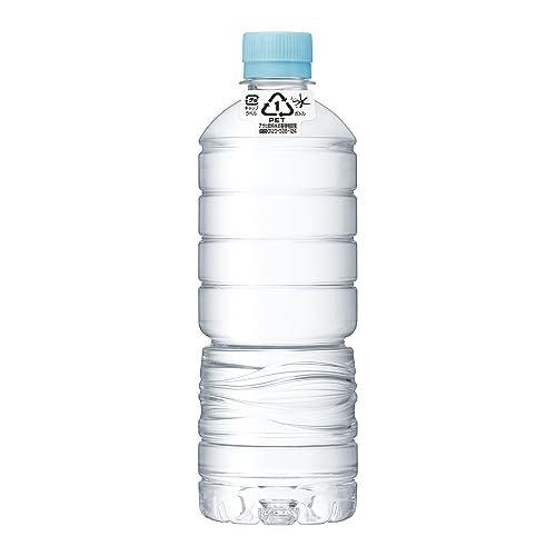 アサヒ飲料 おいしい水 天然水 600ml×24本