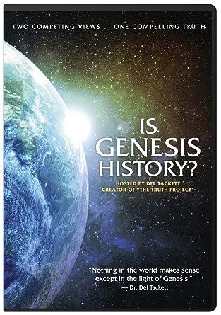 Is Genesis History DVD