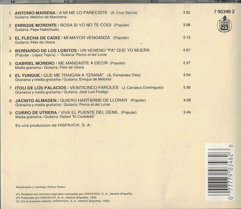 Amazon.com: Por Granainas Y Medias Granainas - Vol. 15: Music