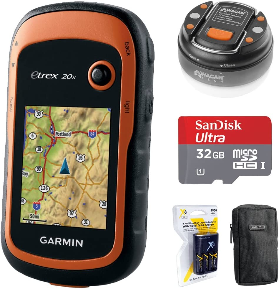 Garmin eTrex 20 Handheld GPS