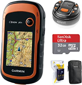 Garmin eTrex 20x Handheld GPS (010-01508-00)