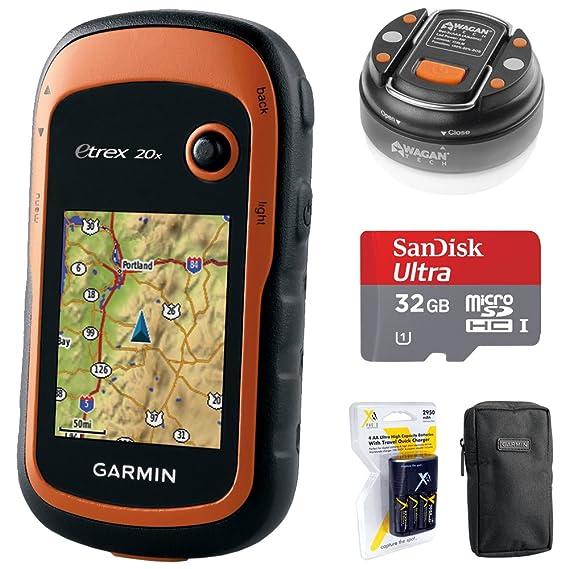 Amazon.com: Garmin eTrex 10 Navegador GPS portátil mundial + ...