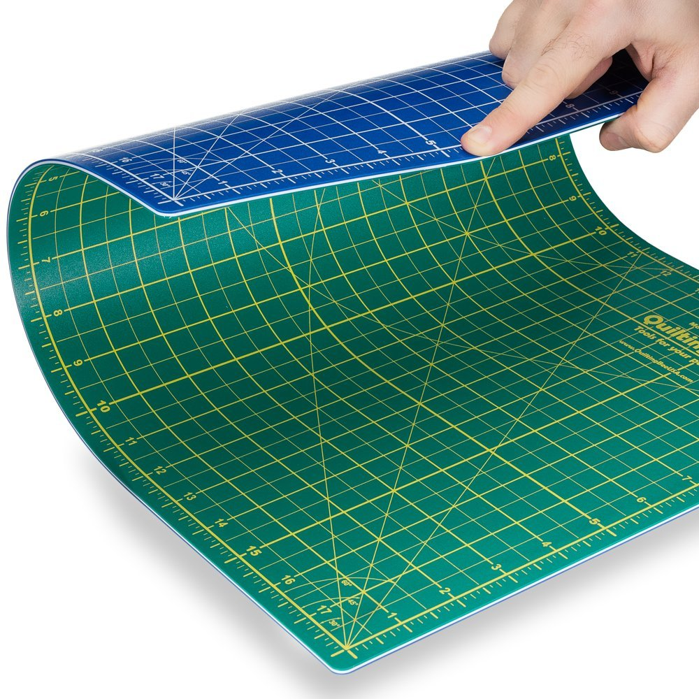 inch layers vgeljepl kitchen imperial green sided co dp x home amazon cutting double ansio metric healing uk mat self