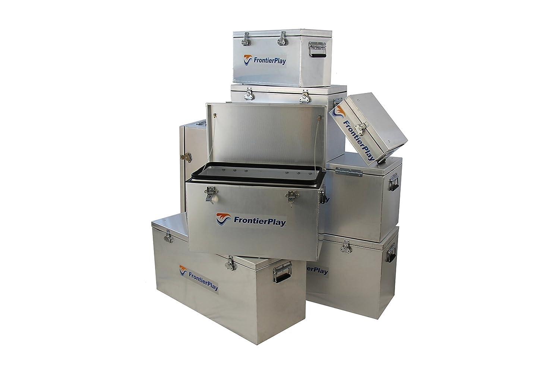 Amazon.com : FrontierPlay Aluminum Waterproof Utility Storage Dry ...