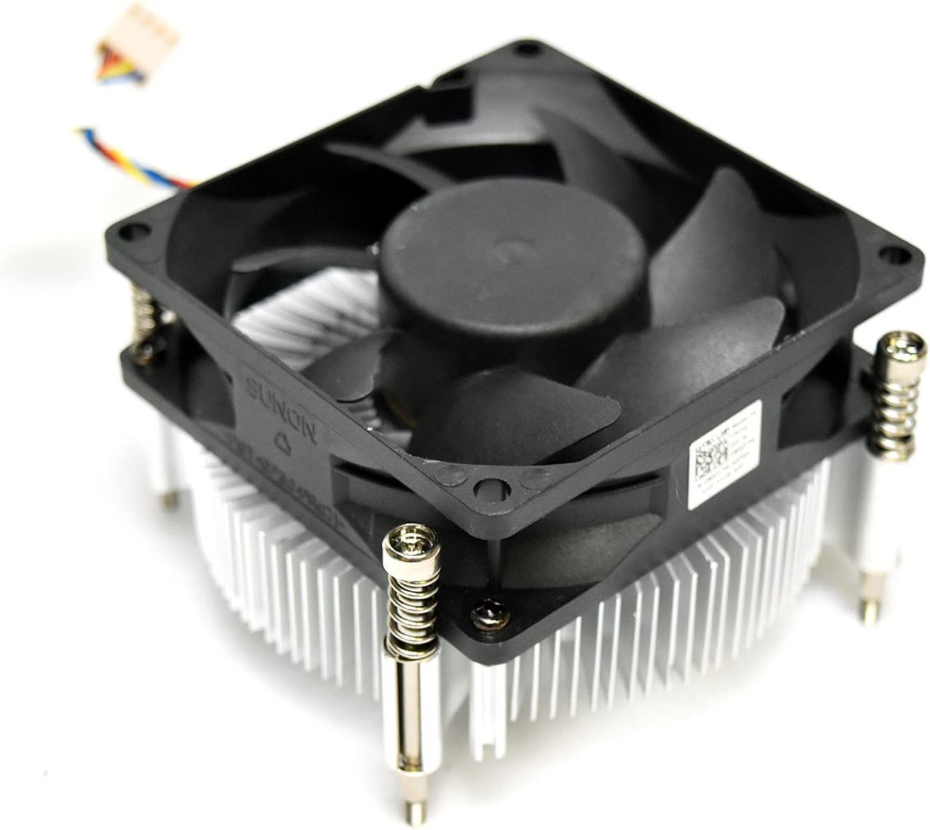 Dell OEM Inspiron 3650 Desktop CPU Heatsink and Fan Assembly XG27M CJ53G