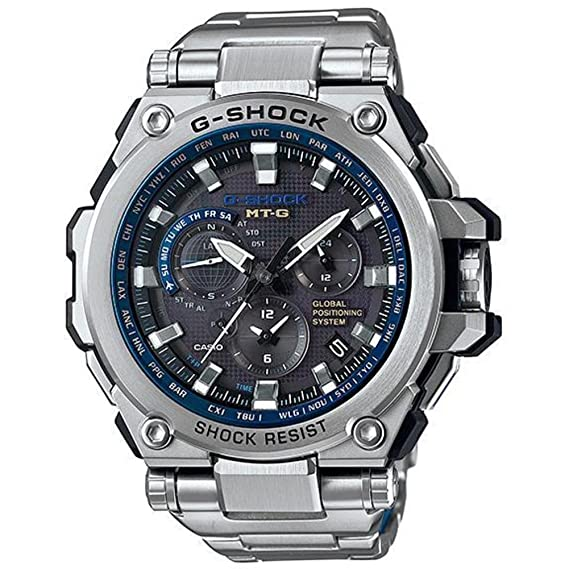 Casio G-Shock mt-g Series Limited Edition Reloj GPS mtgg1000d-1 a2: Casio - G-Shock: Amazon.es: Relojes