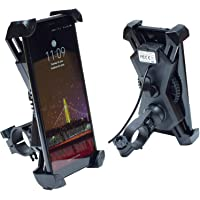 Blackcat Bike Mobile Charger with Holder - Spyder 2.4A 360'° Rotation Universal (Bikes/Handle Mounted)