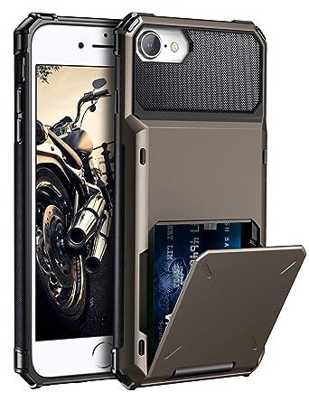 Amazon.com: ELOVEN Funda para iPhone 6/6s, iPhone 7, iPhone ...