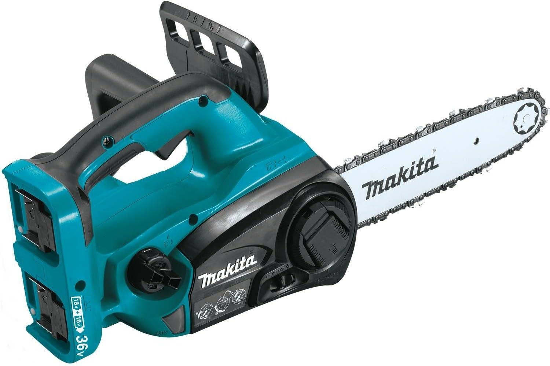 Makita XCU02Z 18V X 2 (36V) LXT Lithium-Ions Cordless 12 inchChain Saw, Tool Only