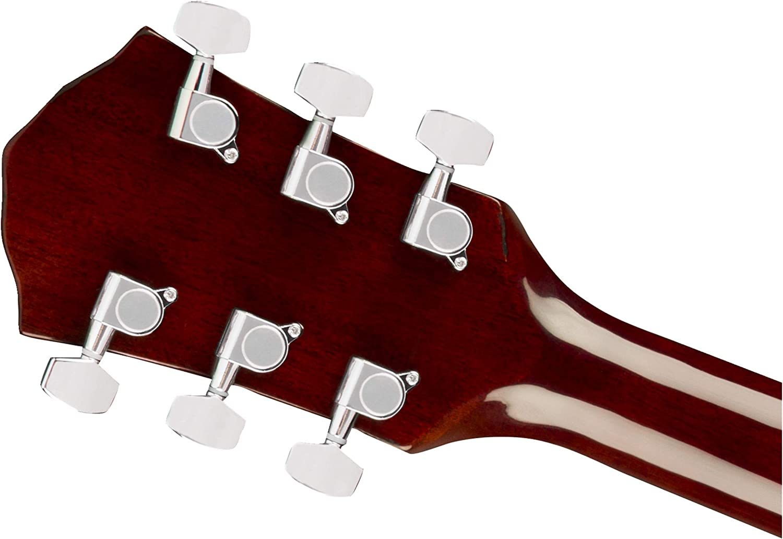 Fender FA-125CE Natural Guitarra Acústica: Amazon.es: Electrónica