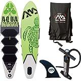Aqua Marina Thrive SUP, tavola da Surf, 43.5x25.5x83cm