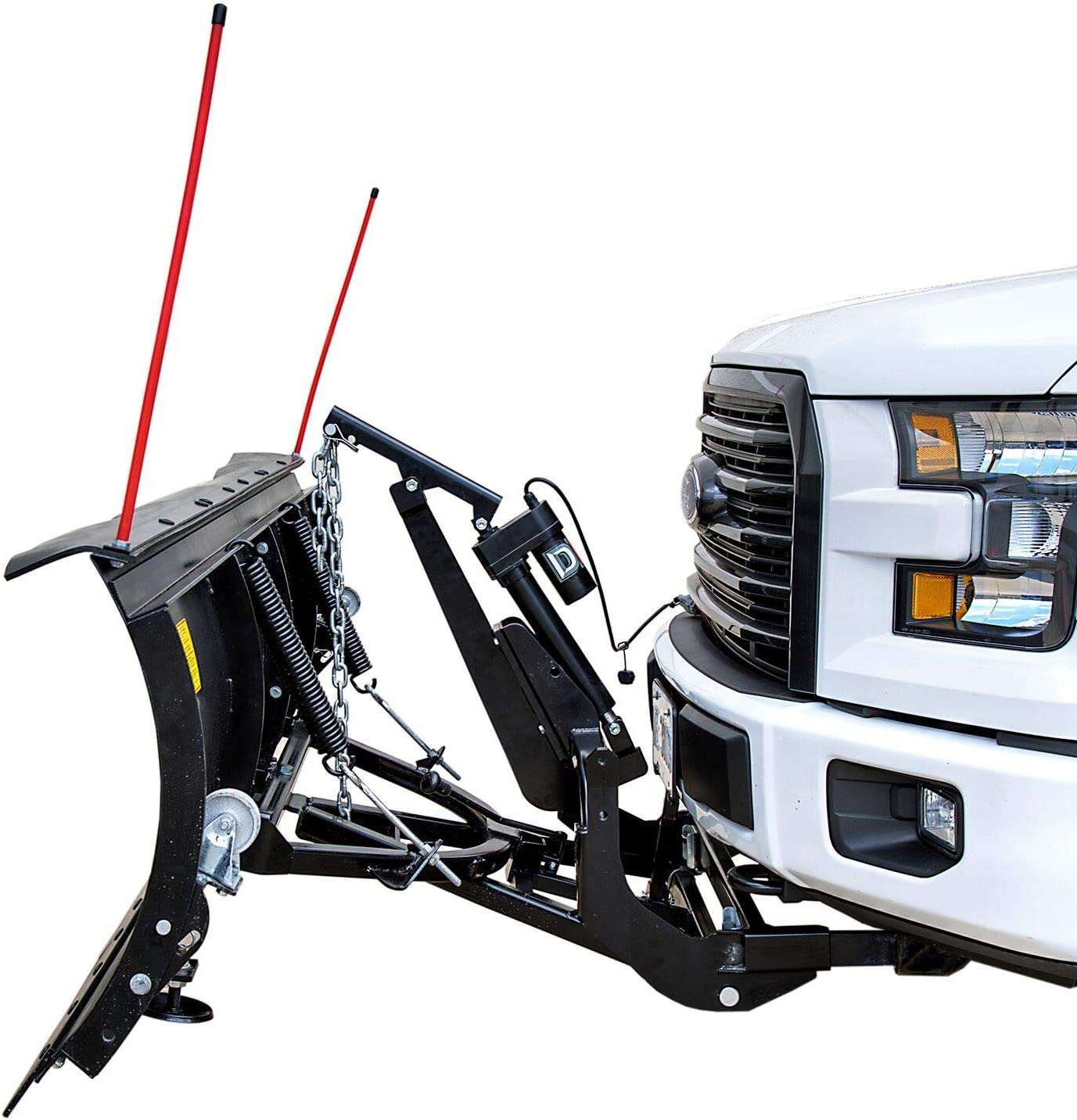 Detail K2 DK2 Storm II Elite 84 X 22 Snow Plow Kit w//Actuator STOR8422ELT