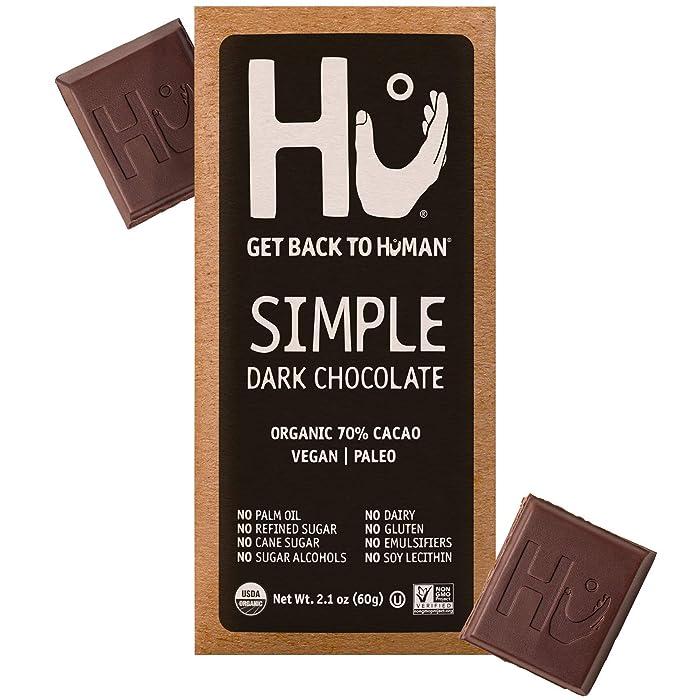 Top 5 Simply Nature Dark Chocolate