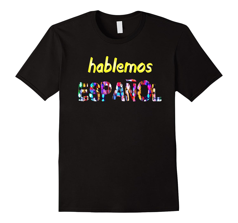 Spanish Teacher T-Shirt Espanol Hispanic Latino Tee-ANZ - Anztshirt