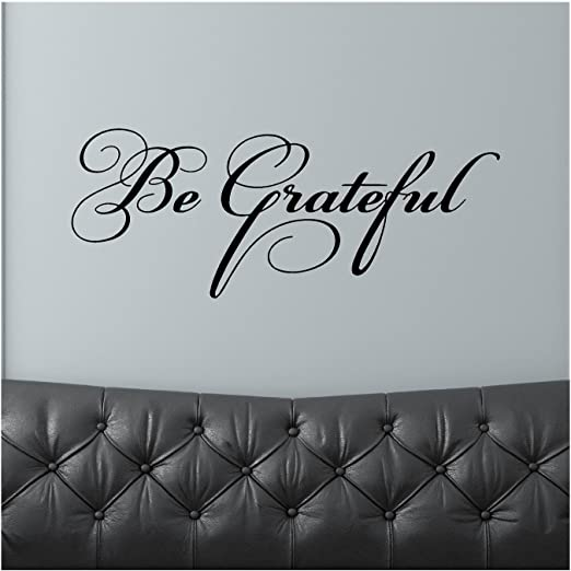 com be grateful m wall saying vinyl lettering home decor