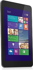 "Dell Venue 8 Pro Intel Atom Z3735G X4 1.33GHz 1GB 32GB 8"" Win8.1, Black (Certified Refurbished)"