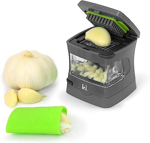 Innowacje kuchenne Innowacje Czosnek-A-Peel Prasa czosnkowa