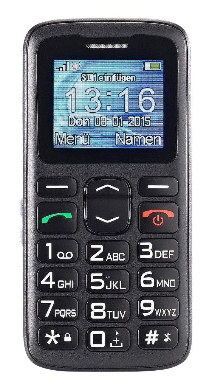 Téléphone GSM SIMVALLEY XL915 NOIR