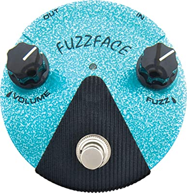 Dunlop FFM3 Jimi Hendrix Fuzz Face Mini Distortion/Fuzz Pedal