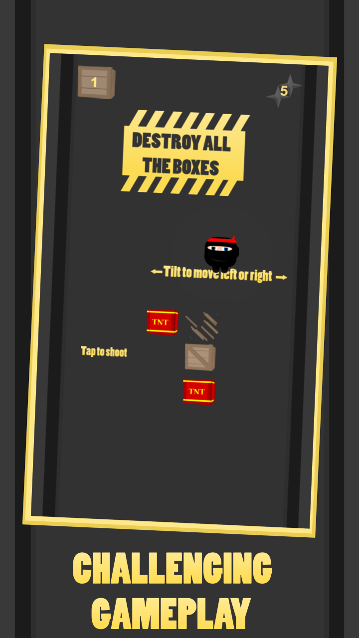 Crash The Boxes - An Endless Falling Down Game: Amazon.es ...