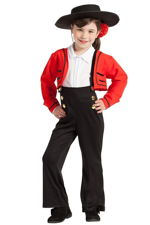 Disfraz Cordobesa (7-9 AÑOS): Amazon.es: Juguetes y juegos