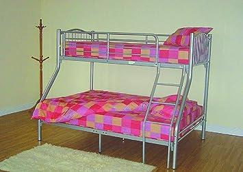 Etagenbett Aus Metall Zu Verschenken : Valence etagenbett mit matratze verfügbarkeit metall weiß ft