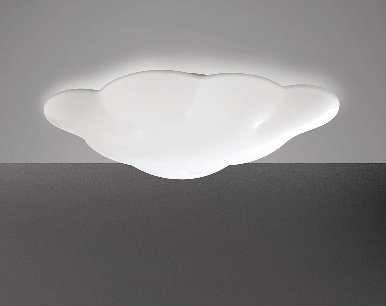 Plafoniere Da Bambino : Plafoniera nuvola lampada da parete soffitto per camera