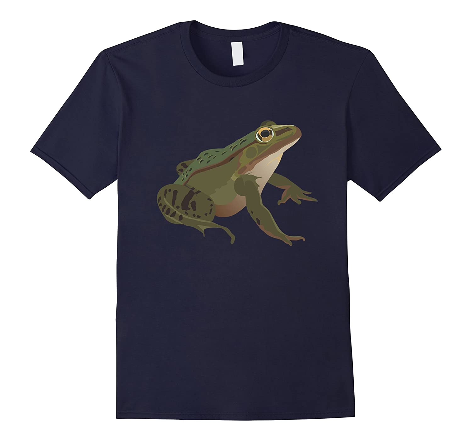 Camo Frog TShirt camouflage Military Style Parody Fun-TJ
